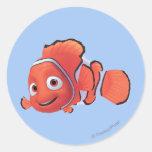 Nemo 3 round stickers