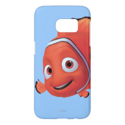 Cute Nemo of Finding Nemo Case-Mate Barely There Samsung Galaxy S7 Case
