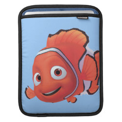 iPad Sleeve with Cute Nemo of Finding Nemo design