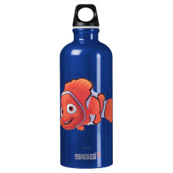 SIGG Traveller Water Bottle (0.6L) with Cute Nemo of Finding Nemo design