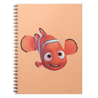 Nemo 4 libros de apuntes con espiral
