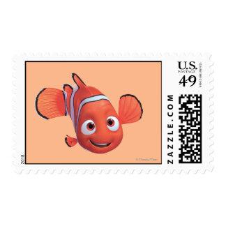 Nemo 4 sello postal