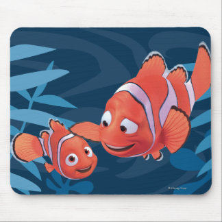Nemo and Marlin Mouse Pad