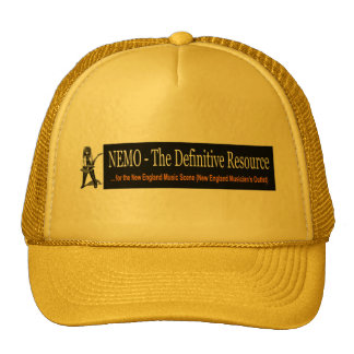 NEMO Baseball Cap Trucker Hat