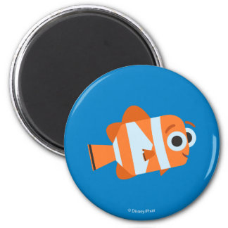 Nemo | Chart Your Own Adventure 2 Inch Round Magnet