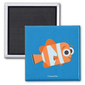 Nemo | Chart Your Own Adventure 2 Inch Square Magnet