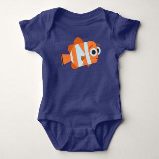 Nemo | Chart Your Own Adventure Baby Bodysuit