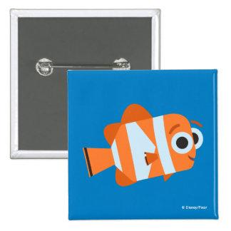 Nemo   Chart Your Own Adventure Pinback Button