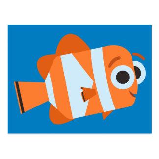 Nemo | Chart Your Own Adventure Postcard