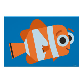 Nemo   Chart Your Own Adventure Poster