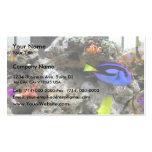 Nemo con su cuadrilla plantilla de tarjeta personal