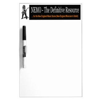 NEMO Dry Erase Board