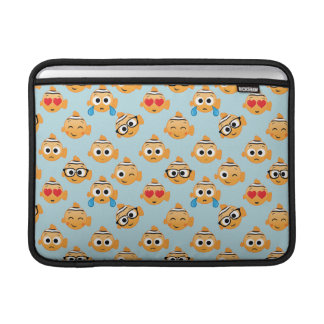 Nemo Emoji Pattern MacBook Air Sleeve