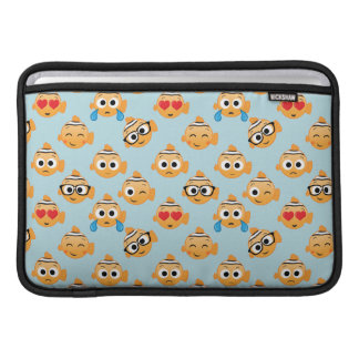 Nemo Emoji Pattern Sleeve For MacBook Air