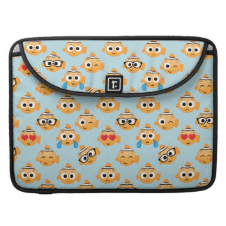 Nemo Emoji Pattern Sleeve For MacBook Pro