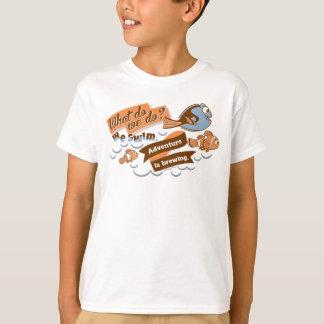 Nemo, Marlin & Dory | Adventure is Brewing T-Shirt