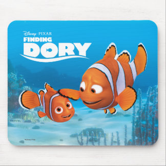 Nemo & Marlin Mouse Pad