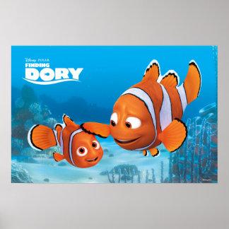 Nemo & Marlin Poster