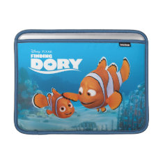 Nemo & Marlin Sleeve For Macbook Air at Zazzle