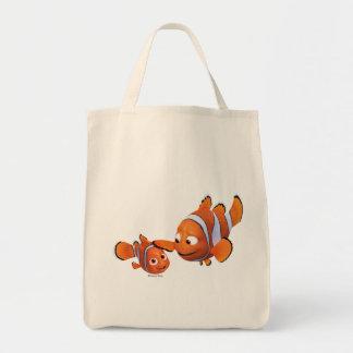 Nemo & Marlin Tote Bag