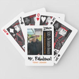 NEMO - Mr. Fabulous Playing Cards