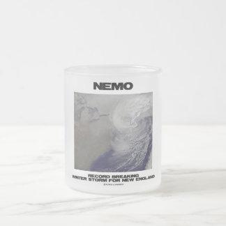Nemo Record Breaking Winter Storm For New England Mug