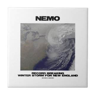 Nemo Record Breaking Winter Storm For New England Tiles