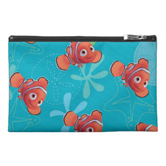 Nemo Teal Pattern Travel Accessories Bag