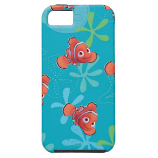 Nemo Teal Pattern iPhone 5 Case