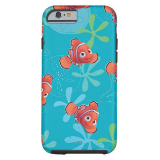 Nemo Teal Pattern iPhone 6 Case