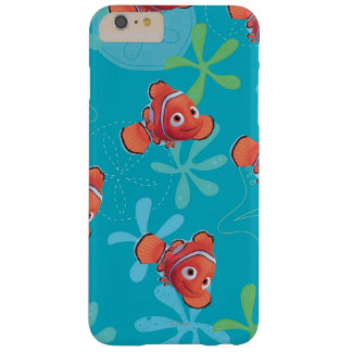 Nemo Teal Pattern Barely There iPhone 6 Plus Case