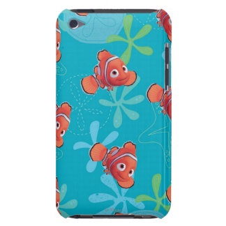 Nemo Teal Pattern Barely There iPod Cover