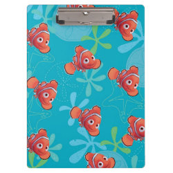Clipboard with Cute Nemo of Finding Nemo design