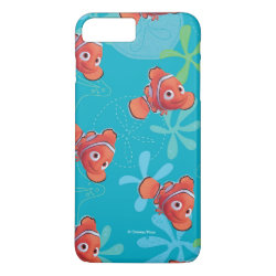 Cute Nemo of Finding Nemo Case-Mate Tough iPhone 7 Plus Case