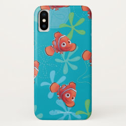 Case-Mate Barely There iPhone X Case with Cute Nemo of Finding Nemo design