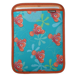 iPad Sleeve with Cute Nemo of Finding Nemo design