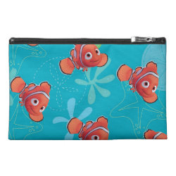 Travel Accessory Bag with Cute Nemo of Finding Nemo design