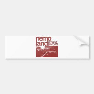 Nemoland Bumper Sticker