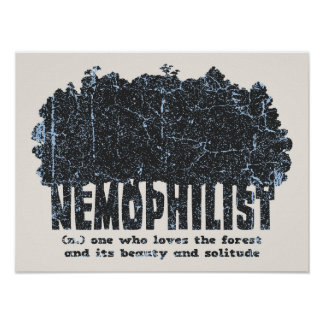 Nemophilist Poster