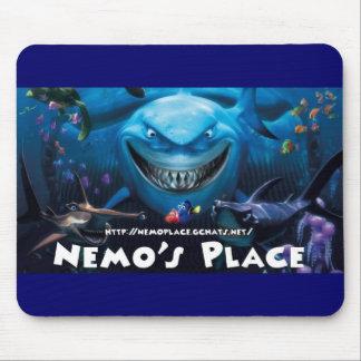 Nemo's Place Chat Mousepad I