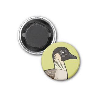 Nene 1 Inch Round Magnet