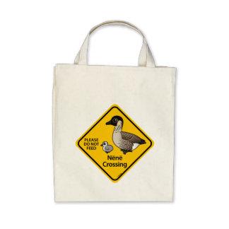 Nene Crossing Canvas Bag