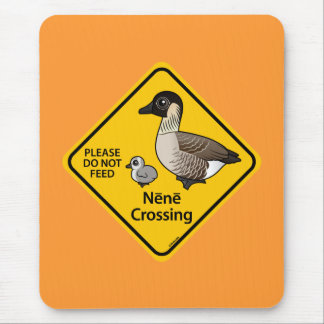 Nene Crossing Mouse Pad