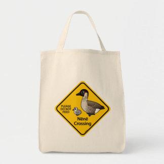 Nene Crossing Tote Bag