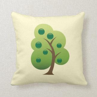 neno stylish pillow green tree