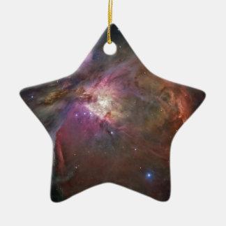 Nénuleuse d' Orion Adorno Navideño De Cerámica En Forma De Estrella