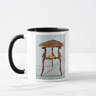 Nenuphar side table, c.1900 mug
