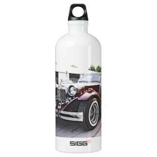 Neo-Classic Zimmer Sports Coupe Aluminum Water Bottle
