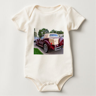 Neo-Classic Zimmer Sports Coupe Baby Bodysuit