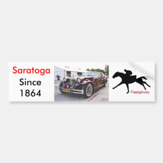 Neo-Classic Zimmer Sports Coupe Car Bumper Sticker